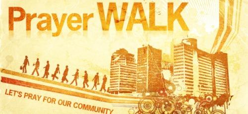 BLCF: Prayer-Walk-1