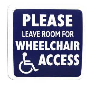 BLCF: Access for disabled