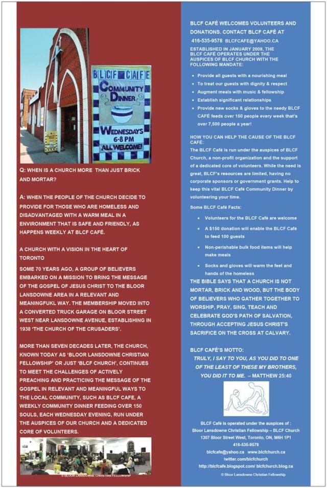 BLCF Cafe Red & Blue