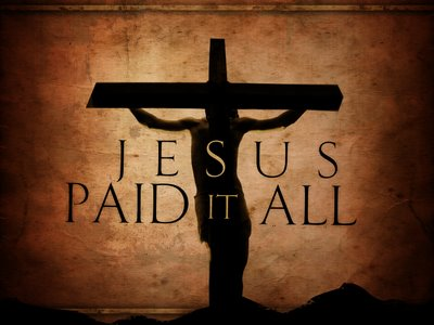 BLCF: Jesus-paid-it-all