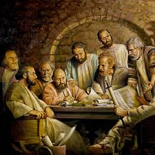 BLCF: Matthias Chosen to Replace Judas