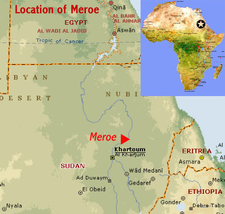BLCF: Meroe-Africa