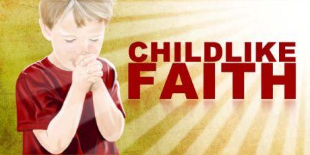 BLCF: Childlike-Faith