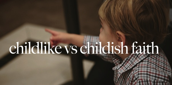 BLCF: childlike_vs_childish
