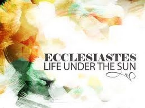 BLCF: Ecclesiastes__5_10-17
