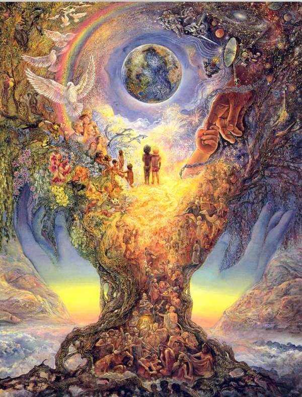 BLCF: God's Universe