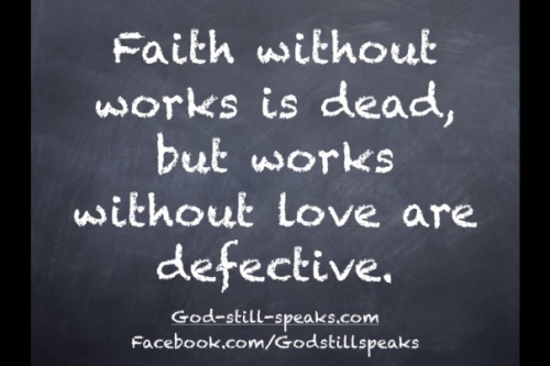 BLCF: faith-without-works