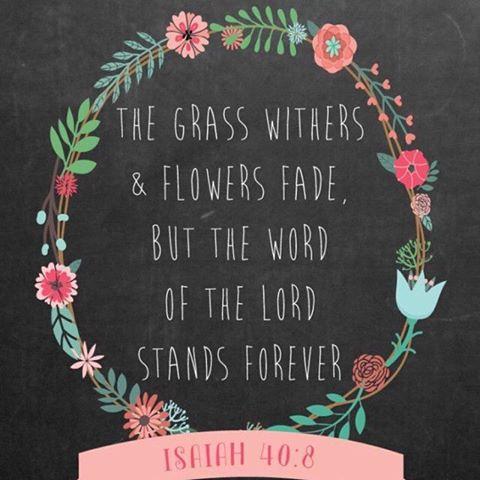 BLCF: Isaiah-40_8