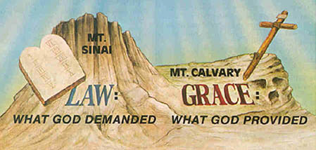 BLCF: Law-and-Grace