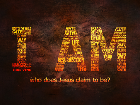 BLCF: I-Am-Jesus