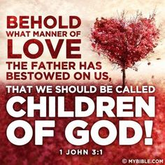 BLCF: child-of-God