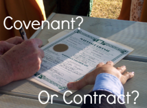 BLCF: covenant-vs-contract