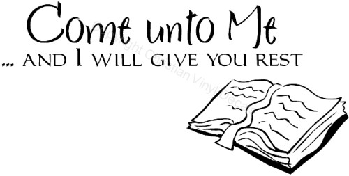 BLCF: I-will-give-you-rest