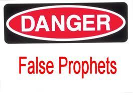 BLCF: danger-false-prophets