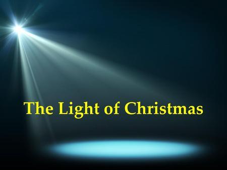 lBLCF: Light-of-Christmas