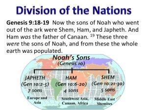 BLCF: the-bible-genesis-9_18-19
