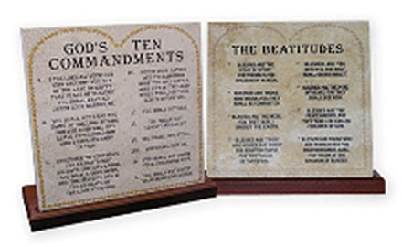 BLCF: 10-commandments-and-beatitudes