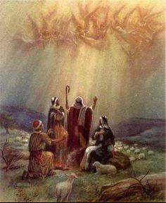 BLCF: heavenly hosts sing