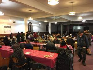 BLCF Cafe Community Dinner 1