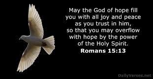 Romans 15-13